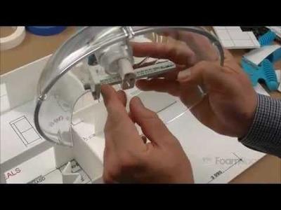 Making Model Furniture Using Foam Boards Part 2