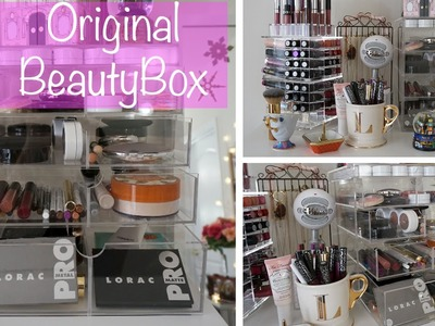 Original Beauty Box Review | Como organizar el Maquillaje