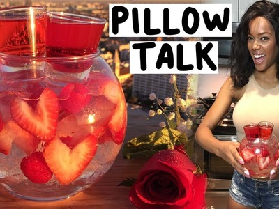 Pillow Talk - Tipsy Bartender
