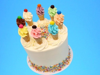Sponge Cake Recipe - How To Make