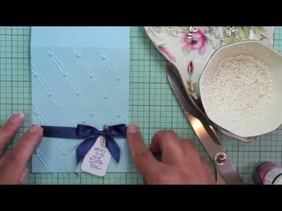 Tiffany Blue Baby Shower Invitations Process video