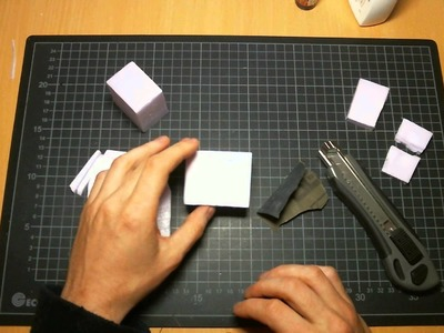 Wargaming Miniature Showcase - Polystyrene foam board for wargaming terrain