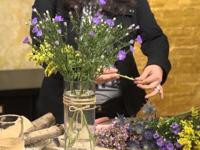 Wildflower Wedding Arrangements : Event Flowers & Centerpieces