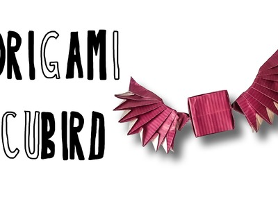 Origami Cubird (Riccardo Foschi)