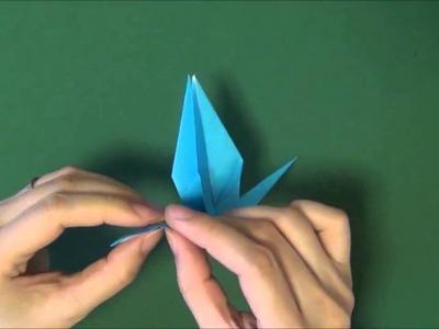 Origami Dragonfly - Origami Dragon Volador
