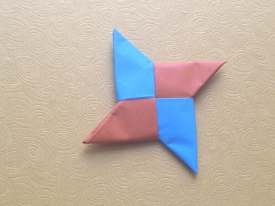 Origami Easy Tutorial Origami Ninja Star Easy For Beginner