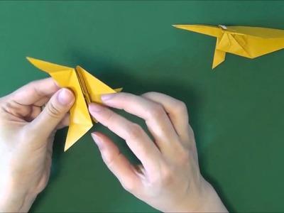 Origami Lion - Origami de León