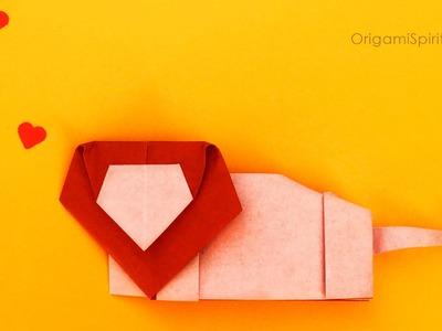 Origami Lion -Tutorial