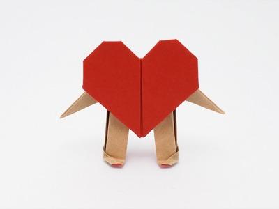 Origami Mr. Heart (Jo Nakashima)
