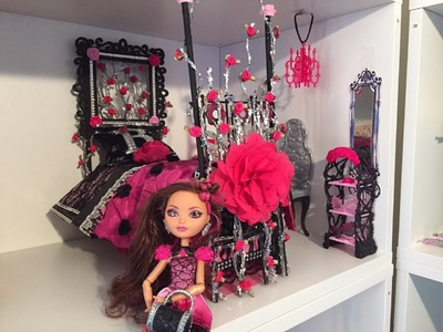 BRIAR BEAUTY DOLL BED REMAKE [EVER AFTER HIGH]