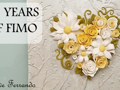 Celebrating 50 Years of Fimo || My Artistic Contribution