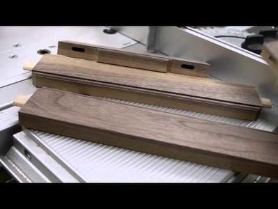 Festool Cabinet Basics - Beaded Drawer Front Part 3