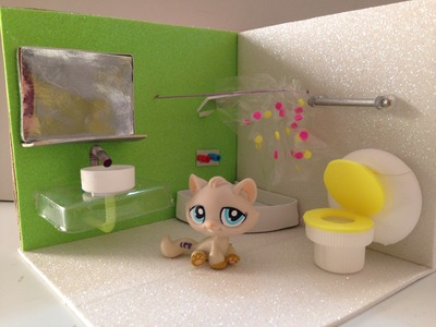 How to make a LPS Shower
