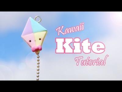 Kawaii Kite │ Polymer Clay Tutorial