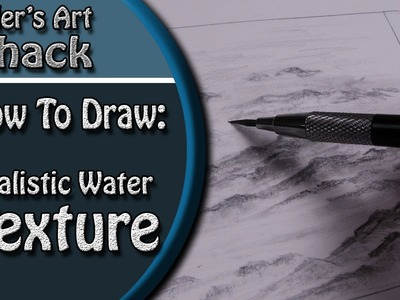 How to Draw a Realistic Water Texture