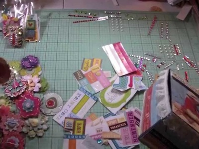 Ideas for Pocket Letter Goodies. .using your stash!