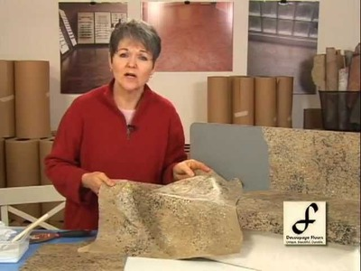 Introduction of my How-To Videos for Decoupage Floors