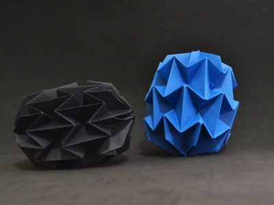 Origami: Mini Magic Ball