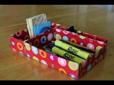 SolyAll: Must Try DIY - Drawer Dividers