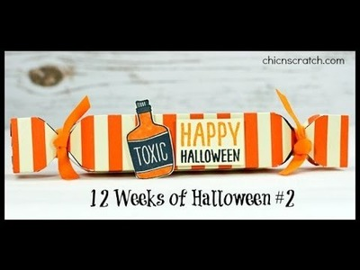 12 Weeks of Halloween 2015 Week 2