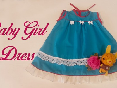 Baby dress with yoke ~Tutorial ~Cloud factory