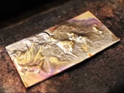 Fusing Silver and Reticulation on Copper | Jewelry Tips with Nancy
