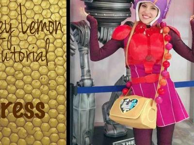Honey Lemon Cosplay Tutorial - Dress