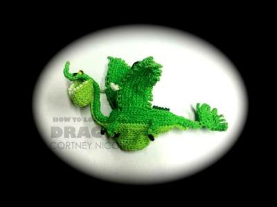How to Loom Your Dragon (Part 3.3 Triple Loom Scauldron)