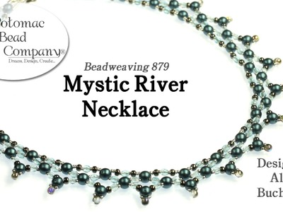 Mystic River Necklace - Tutorial