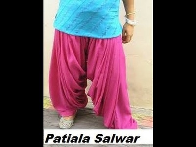 Patiala Salwar PART 2