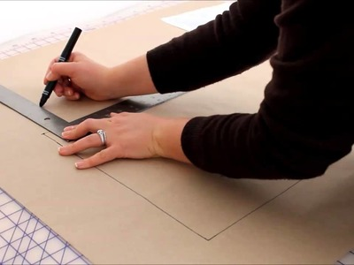 Pattern Drafting: The Basic Front