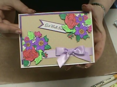 #144 Blending Colors & More with KaiserCraft Gel Pens & Coloring Books by Scrapbooking Made Simple