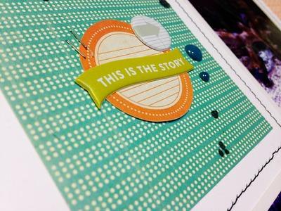 6 x 6 Paper Pad Love #4 - Birthday Tradition