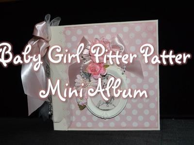 Baby Girl Pitter Patter Mini Album