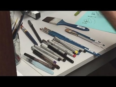 How To Select A Calligraphy Brush