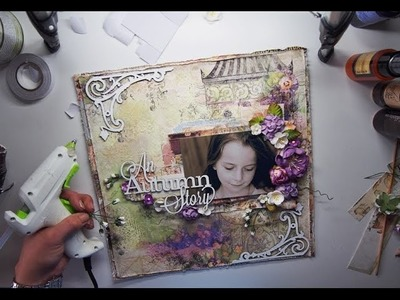 Mixed Media Page Tutorial