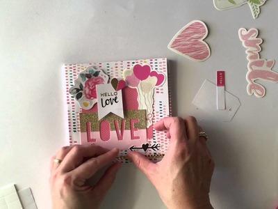 Snailmail flip book tutorial. 006