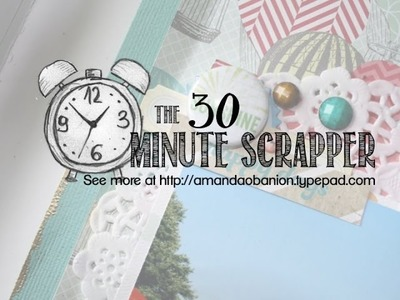 "The 30 Minute Scrapper. Episode 1: ""All Shook Up"""