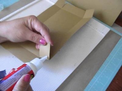 Tutorial~ Boxes For Pocket Letter Pals