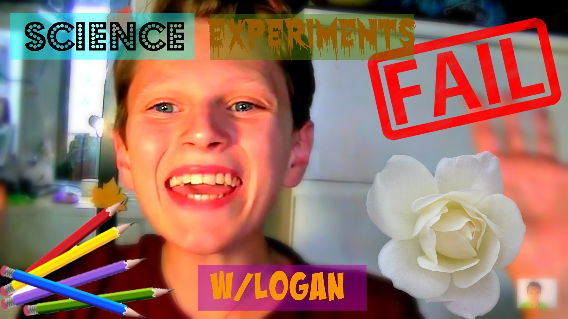 D.I.Y Science experiments W.logan
