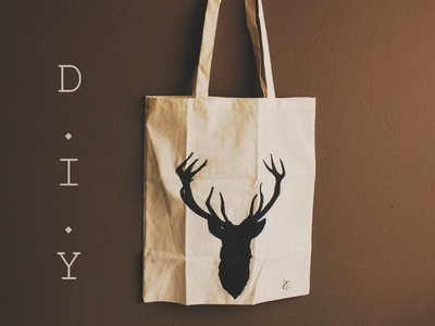 D.I.Y tote bag | Adrinella