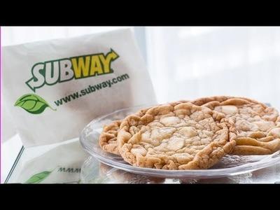 DIY - Subway cookies