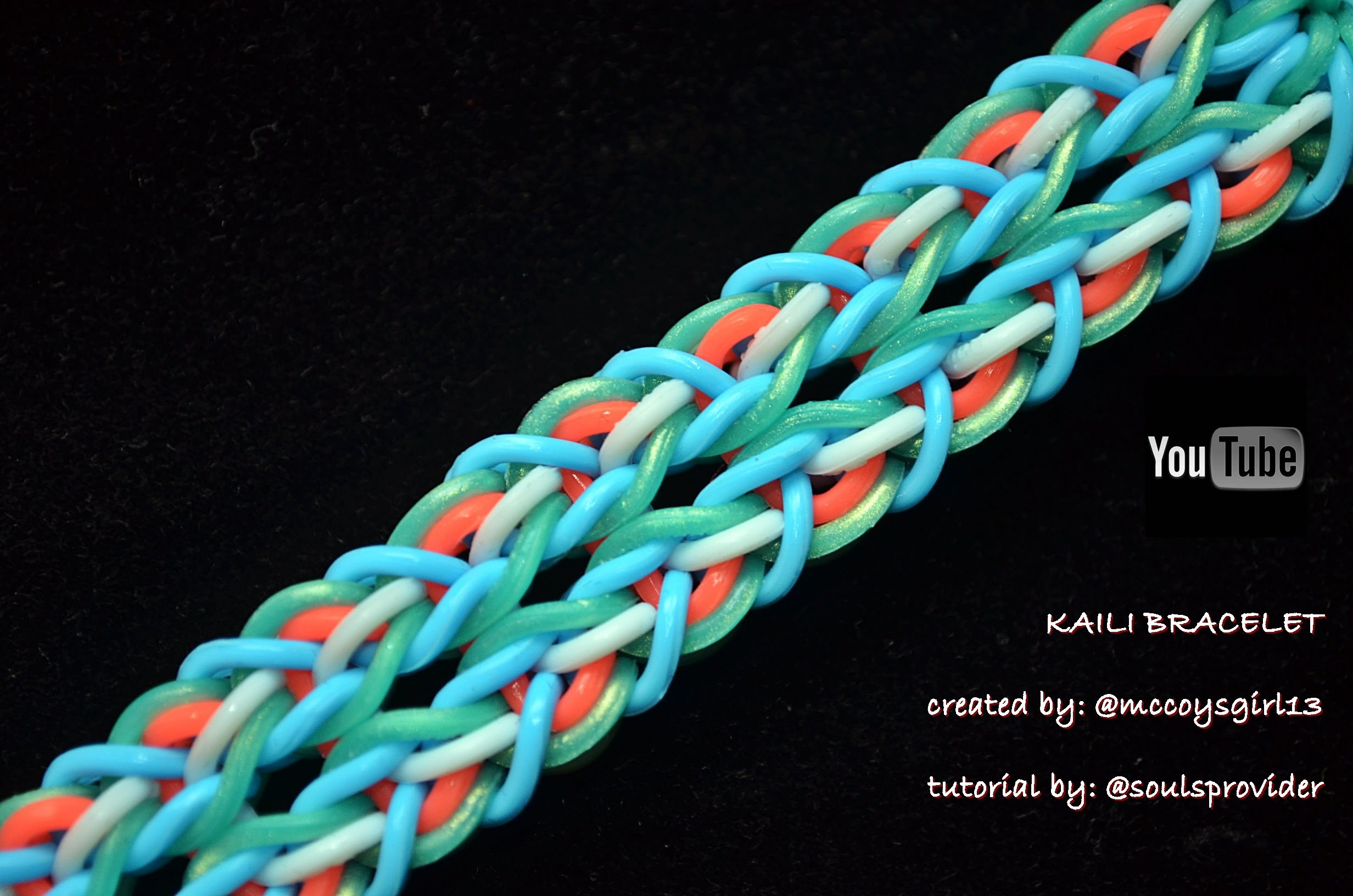 KAILI BRACELET   HOOK ONLY DESIGN   TUTORIAL