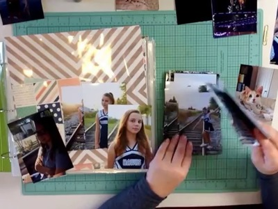 Calvinball Preppers: Setting Up for Speed Scrapbooking