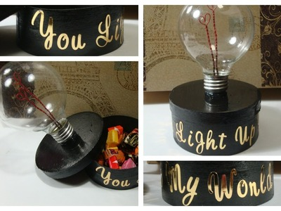 DIY Valentine's Day Gift for HIM or her: What makes you beautiful  by 1 Direction Inspired!