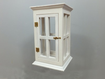 Make Colonial Style Lantern -  a woodworkweb video