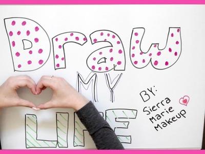 Draw My Life Tag | Sierra Furtado