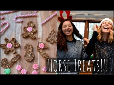 Easy & Cute Horse Treats with ImagineThatEquine!!!