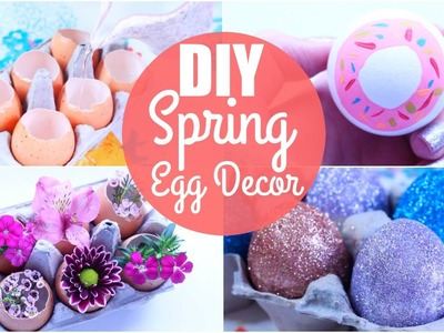 EGG-cellent DIY Spring Decor!