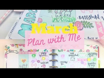 Plan with me! The Happy Planner by Me & My Big Ideas| TheSassyClub
